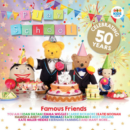 Abc Music Play School Famous Friends Celebrating 50