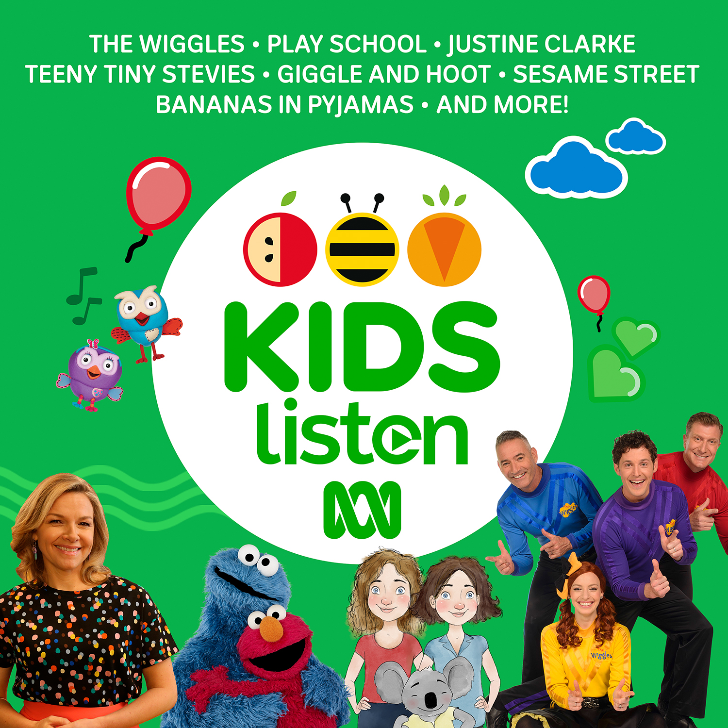 ABC Music | ABC KIDS Listen