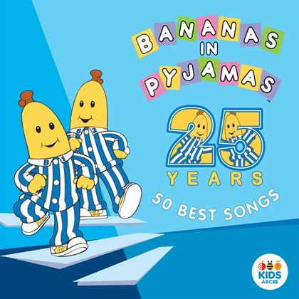 ABC Music | Bananas In Pyjamas - 50 Best Songs