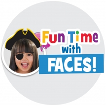 abc music fun time with faces