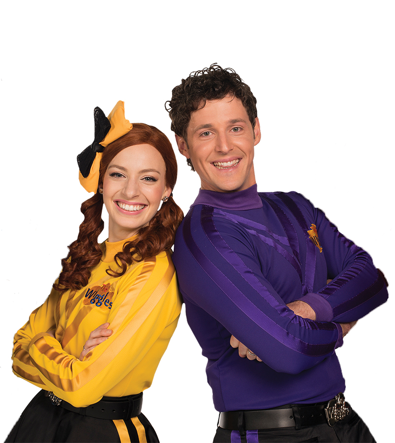 The best: the wiggles emma and lachy dating divas